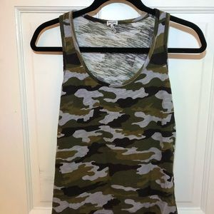 Splendid Fatigue Tank Top